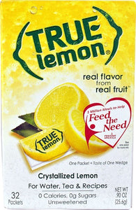 True lemon 32 pack