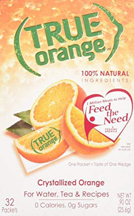 True Orange 32 count