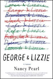 George and Lizzie  by Nancy pearl hardcover