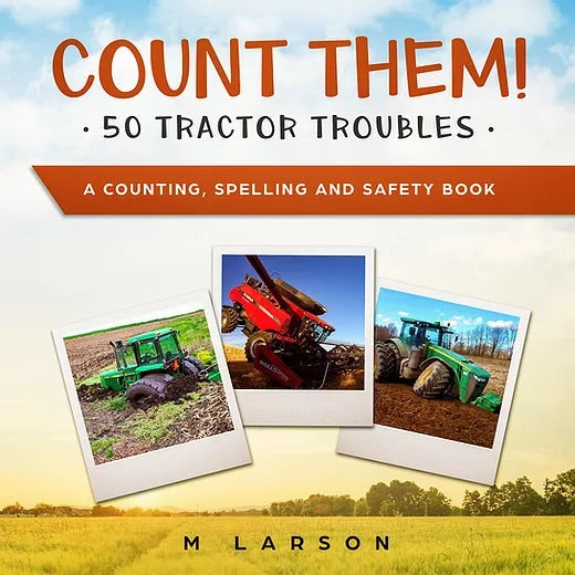 Count them 50 tractor troubles M Larson