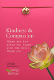 Kindness and Compassion necklace