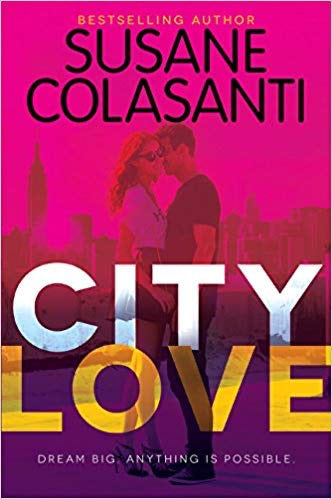 City love by Susanne Colasanti paperback