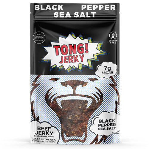 Tong's Beef Jerky