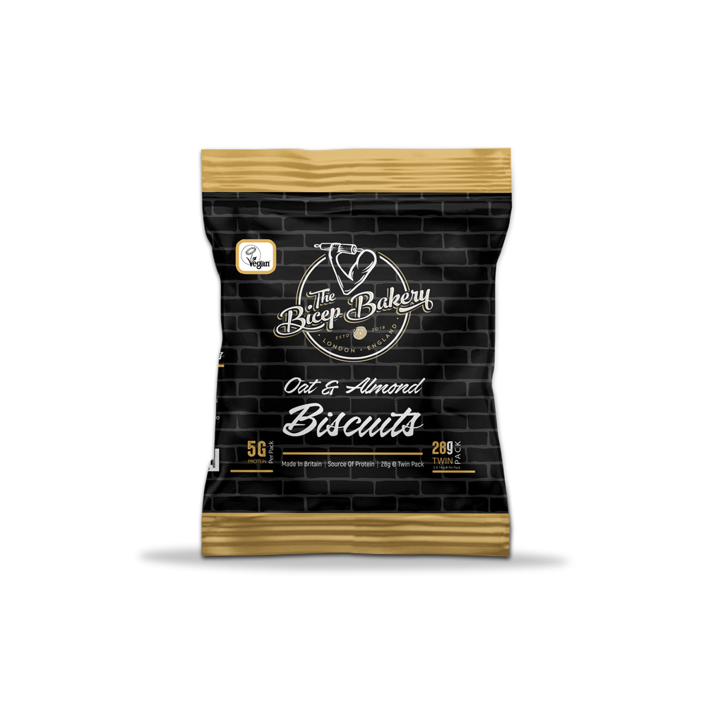 Oat & Almond Single Twin Pack