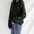 Gold Star Sequined Sweater