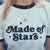 'Made of Stars' T-shirt