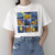 The Van Gogh Collages Tee