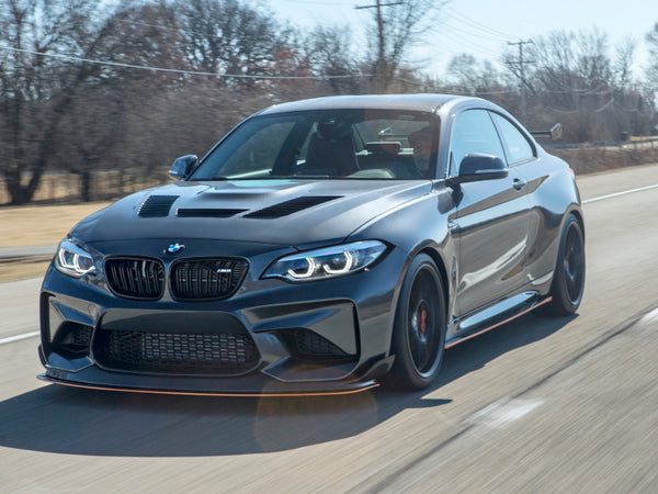 2019-2020 - BMW - M2 COMPETITION PACKAGE