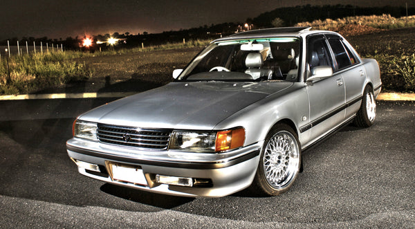 1989-1992 - TOYOTA - Cressida/Chaser (Weld In)