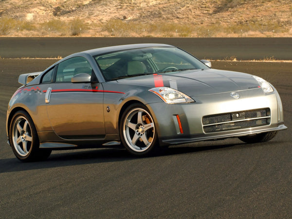 2003-2008 - NISSAN - 350Z With True Rear Coilover