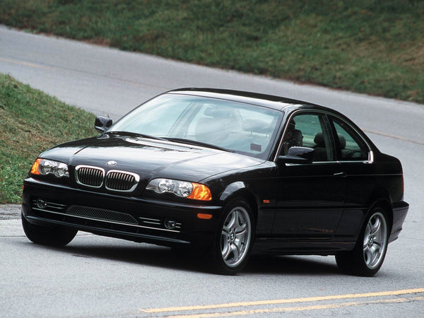 2000-2006 - BMW - 3 Series Coupe