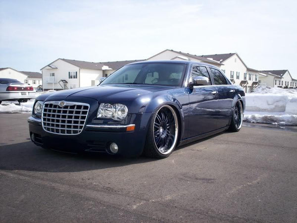2011-2016 - CHRYSLER - 300 SRT-8 (excludes SCAT pack)