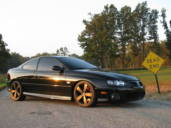 2004-2006 - PONTIAC - GTO Fronts Only