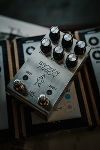 Jackson Audio Broken Arrow Overdrive