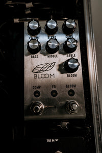 Jackson Audio Bloom Compressor EQ Boost Pedal