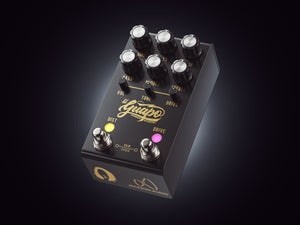 Jackson Audio El Guapo Mateus Asato Signature Overdrive / Distortion Pedal