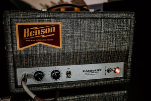 BENSON EARHART 15 WATT GUITAR AMPLIFIER