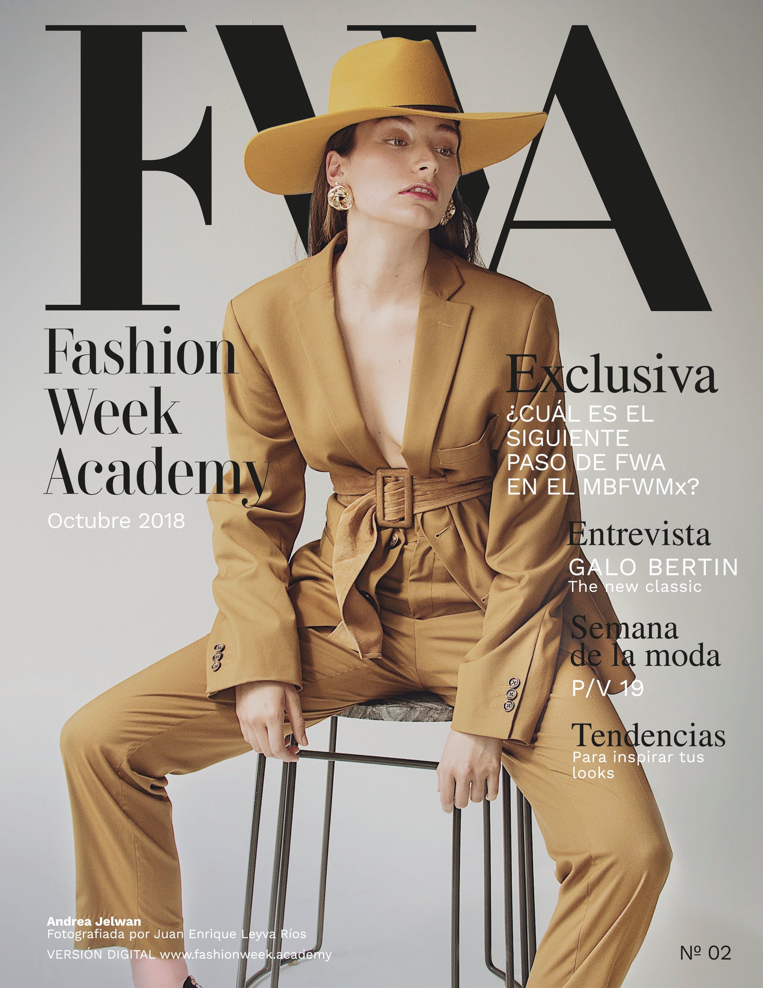 Magazine: Fashion Business Review Oct/18