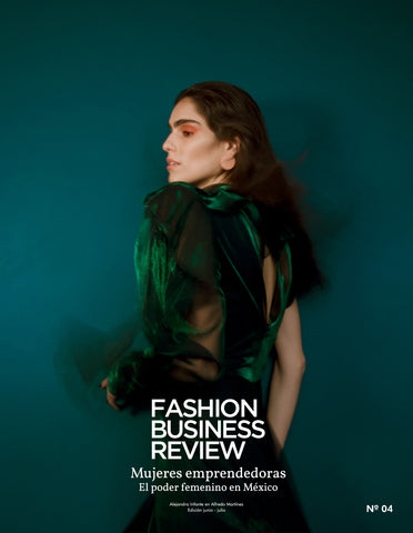 Magazine: Fashion Business Review Jun/19