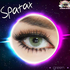 sweety spatax green lens beauty queen