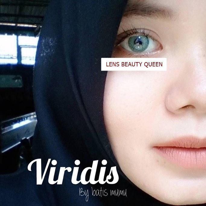 COLORED CONTACTS BATIS MUMU VIRIDIS - Lens Beauty Queen