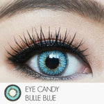 COLORED CONTACTS CANDY BULLE BLUE - Lens Beauty Queen