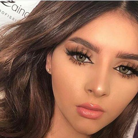 COLORED CONTACTS DREAM COLOR VERONICA BROWN - Lens Beauty Queen