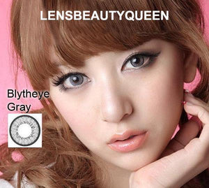 COLORED CONTACTS EOS BLYTHE EYE GRAY - Lens Beauty Queen