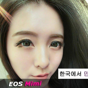 COLORED CONTACTS EOS S325 MIMI GREEN - Lens Beauty Queen