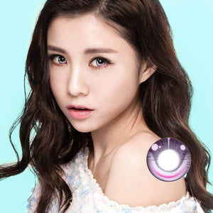 COLORED CONTACTS GEO ANIME CPA1 - Lens Beauty Queen
