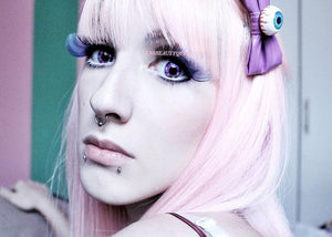COLORED CONTACTS GEO ANIME CPA3 - Lens Beauty Queen