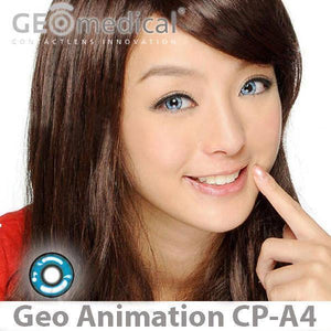 COLORED CONTACTS GEO ANIME CPA4 - Lens Beauty Queen
