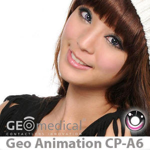 COLORED CONTACTS GEO ANIME CPA6 - Lens Beauty Queen