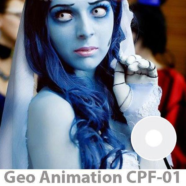 COLORED CONTACTS GEO ANIME CPF1 - Lens Beauty Queen