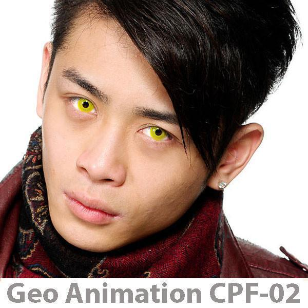 COLORED CONTACTS GEO ANIME CPF2 - Lens Beauty Queen