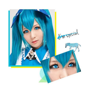 COLORED CONTACTS GEO ANIME CPF5 - Lens Beauty Queen