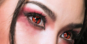 COLORED CONTACTS GEO ANIME CPK4 - Lens Beauty Queen