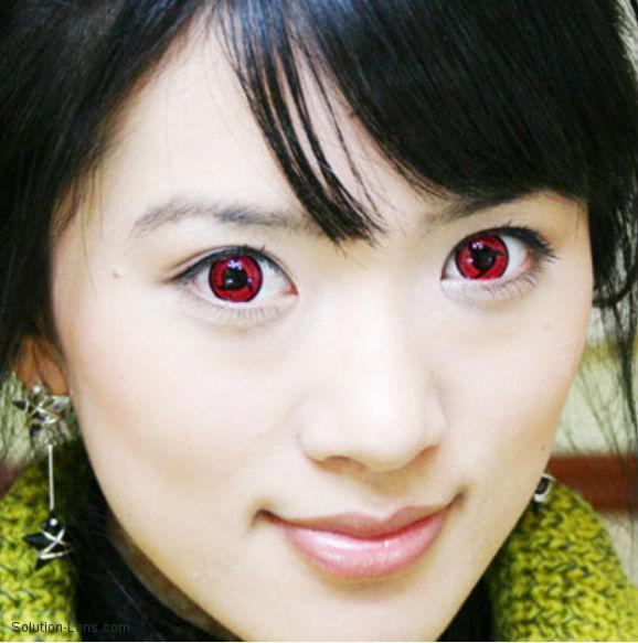COLORED CONTACTS GEO ANIME CPS2 - Lens Beauty Queen