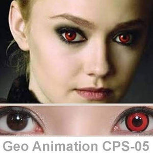 COLORED CONTACTS GEO ANIME CPS5 - Lens Beauty Queen