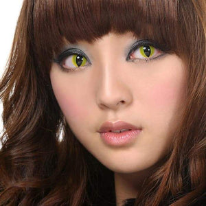 COLORED CONTACTS GEO ANIME SF05 - Lens Beauty Queen