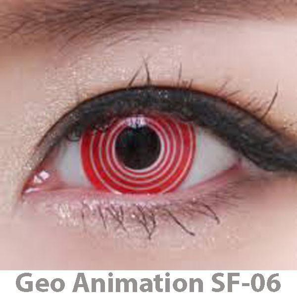 COLORED CONTACTS GEO ANIME SF06 - Lens Beauty Queen