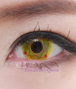 COLORED CONTACTS GEO ANIME SF08 - Lens Beauty Queen