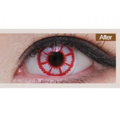 COLORED CONTACTS GEO ANIME SF11 - Lens Beauty Queen
