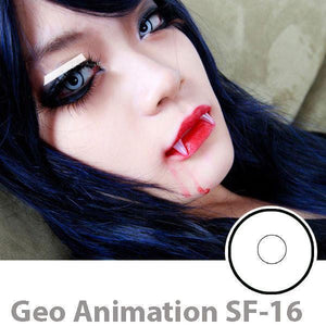 COLORED CONTACTS GEO ANIME SF16 - Lens Beauty Queen