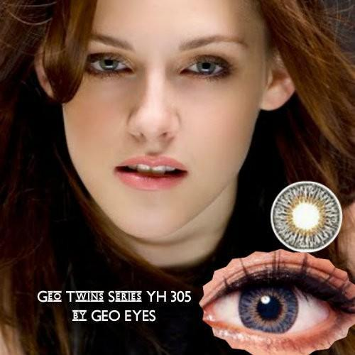 COLORED CONTACTS GEO TWINS ANIME YH305 - Lens Beauty Queen