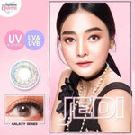 COLORED CONTACTS DREAM COLOR GALAXY JEDI - Lens Beauty Queen