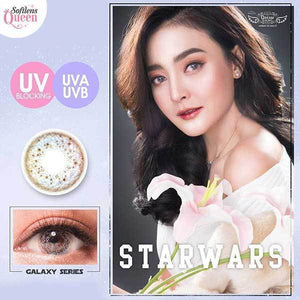 COLORED CONTACTS DREAM COLOR GALAXY STARWARS - Lens Beauty Queen