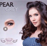COLORED CONTACTS DREAM COLOR PEAR GRAY - Lens Beauty Queen