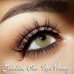 COLORED CONTACTS SOLOTICAONE MEL HONEY - Lens Beauty Queen