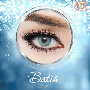 COLORED CONTACTS SWEETY BATIS BLUE - Lens Beauty Queen